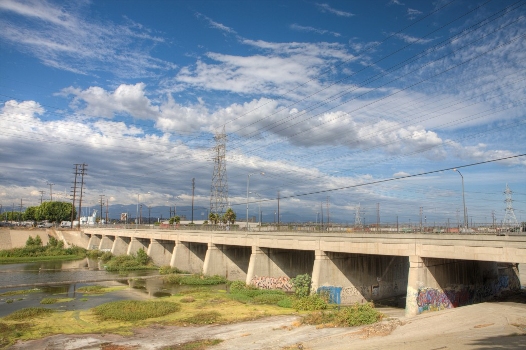 Bridge Over Los Angeles River