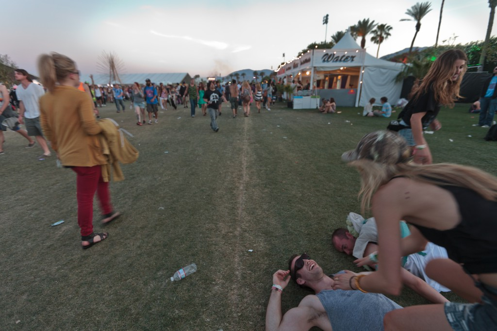 Coachella Antics