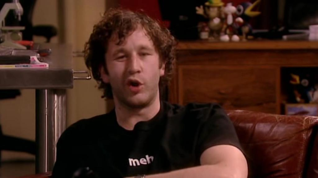 Copy of MAKE in The IT Crowd