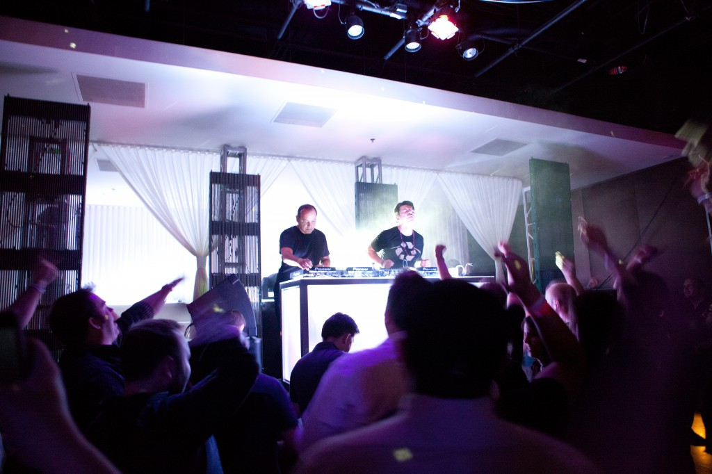 Crystal Method at Black Hat Party