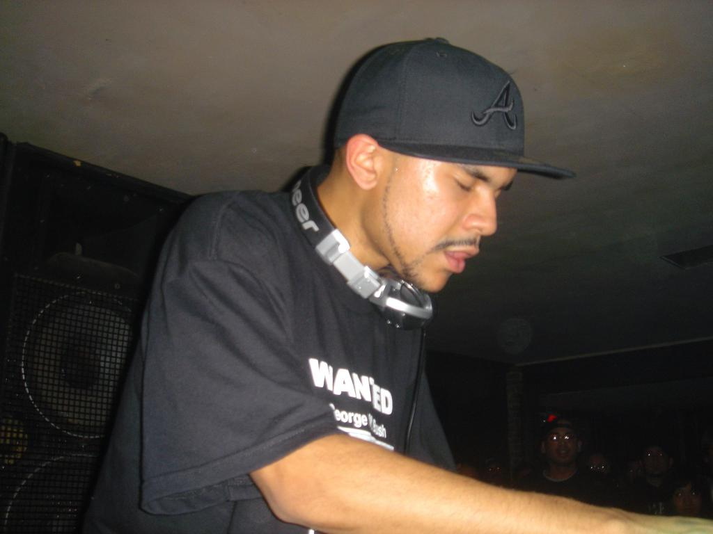 DJ Craze @ Respect - los angeles