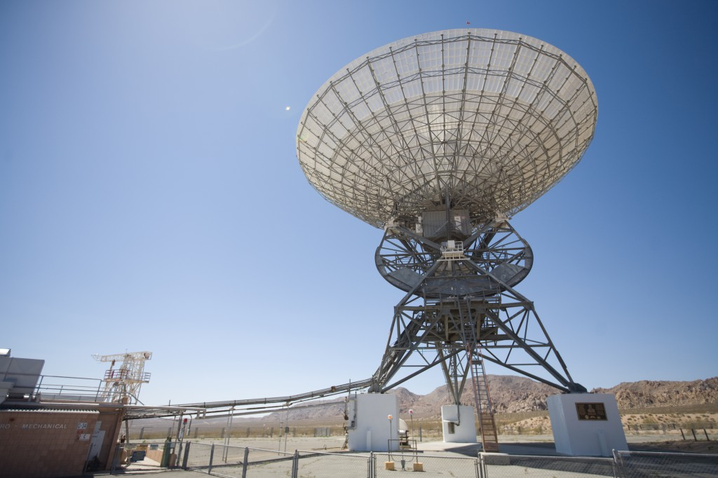 Deep Space Network Antenna Dish