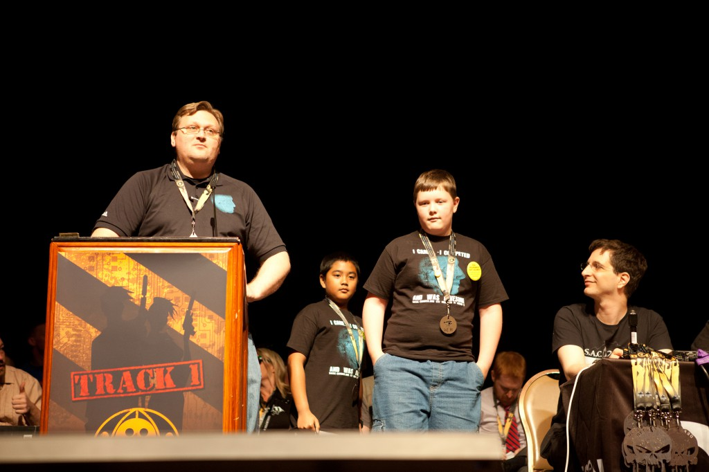 Defcon Kids Social Engineering Winners