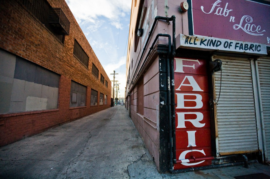 Fabric Alley