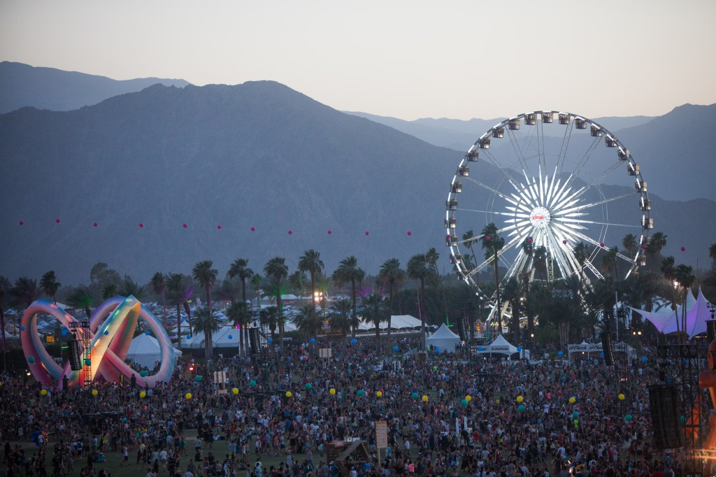 Ferris Wheel @ Coachella