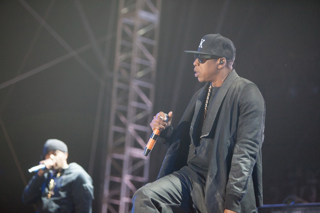 Jay-Z and Nas at Coachella
