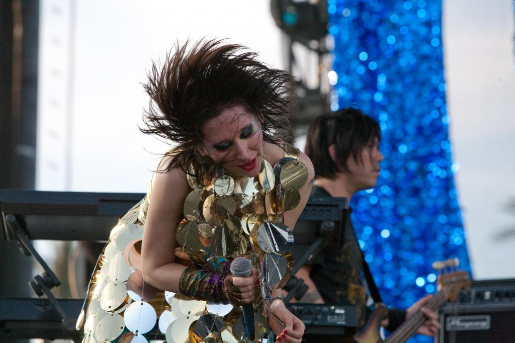 Karen O From The Yeah Yeah Yeahs