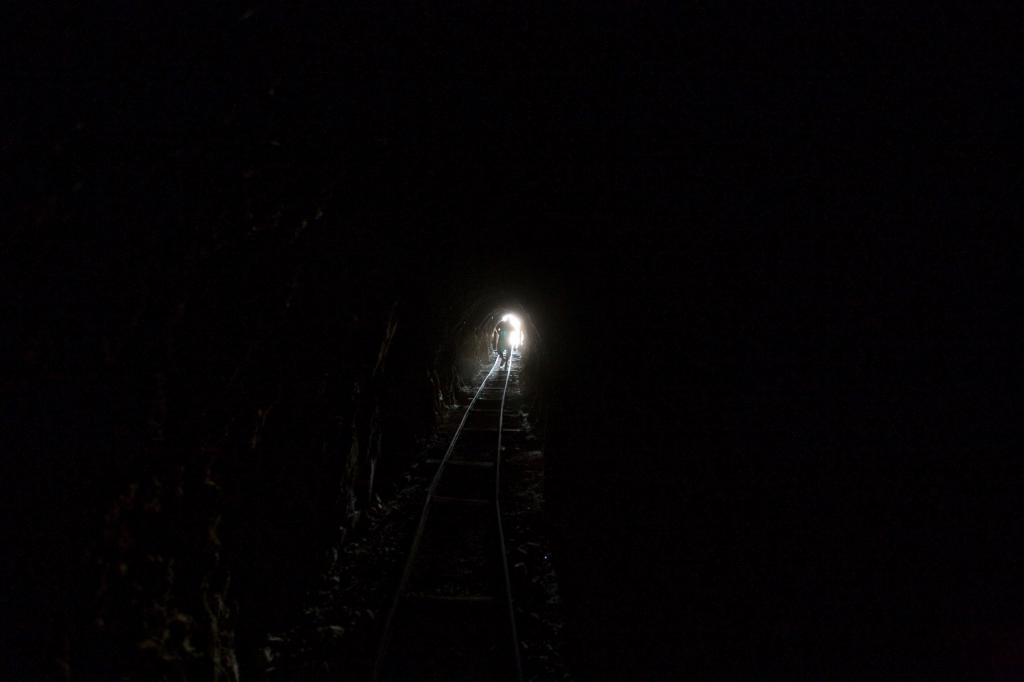 Leaving the Mine