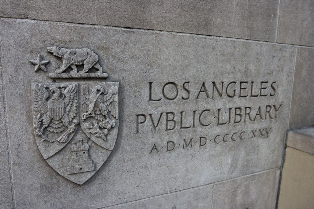 Los Angeles Pvblic Library