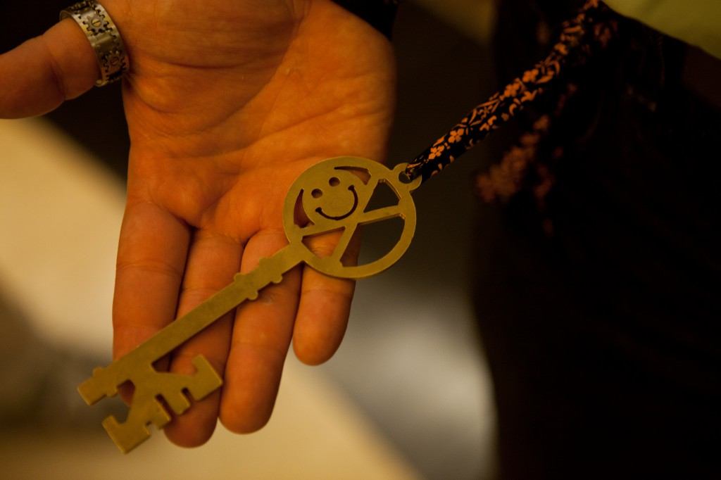 Lost's DC Key