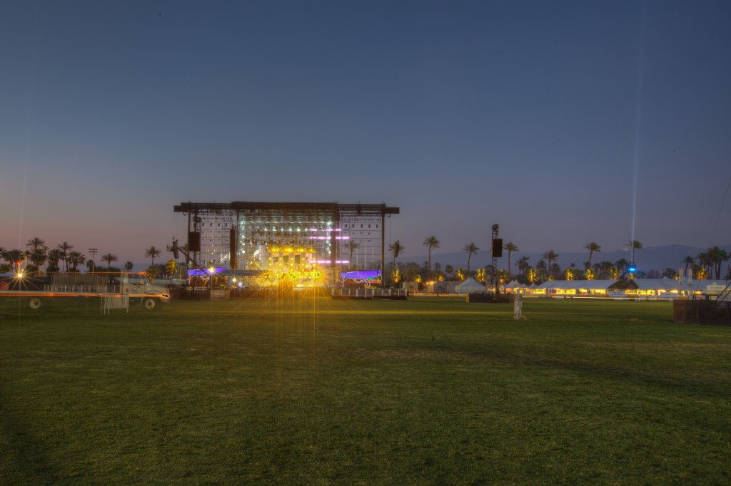 Main Stage at Coachella