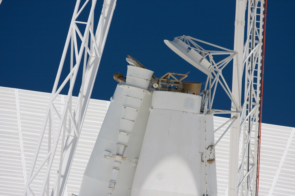 Mars Antenna Feed Horns