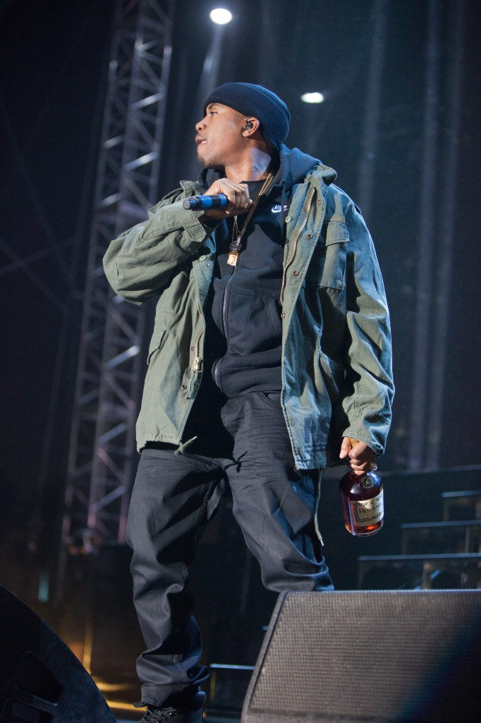 Nas at Coachella