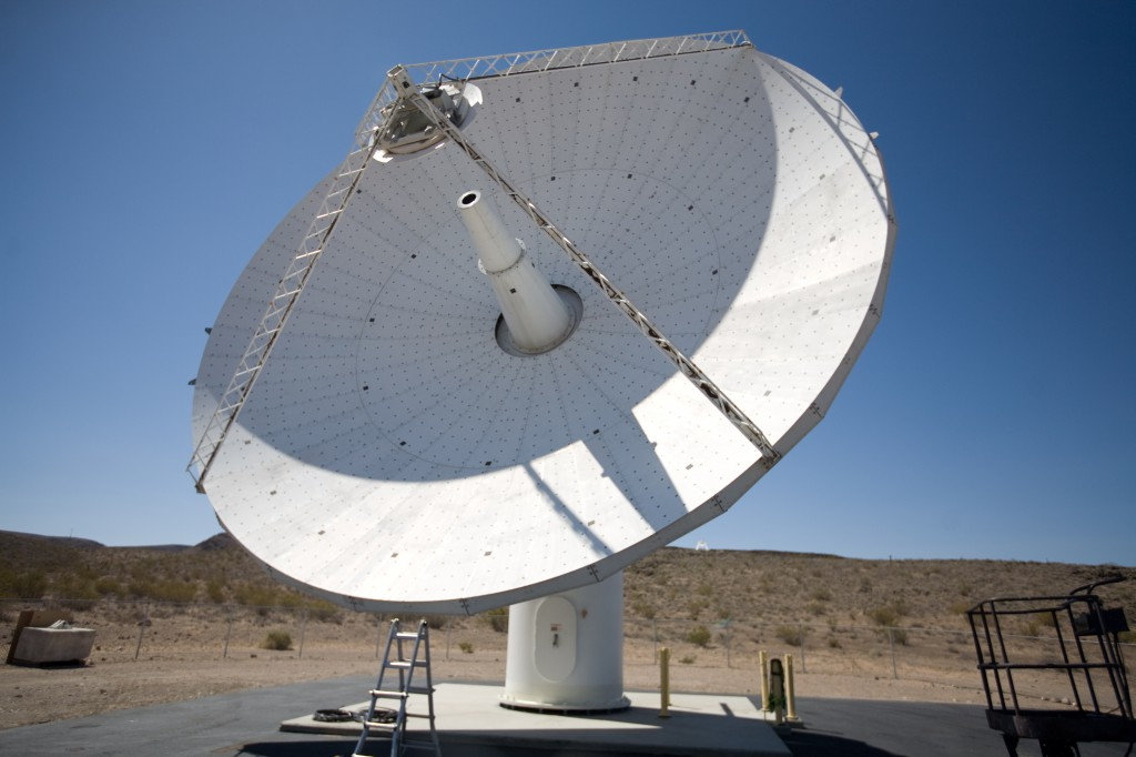 Prototype Deep Space Network Antenna