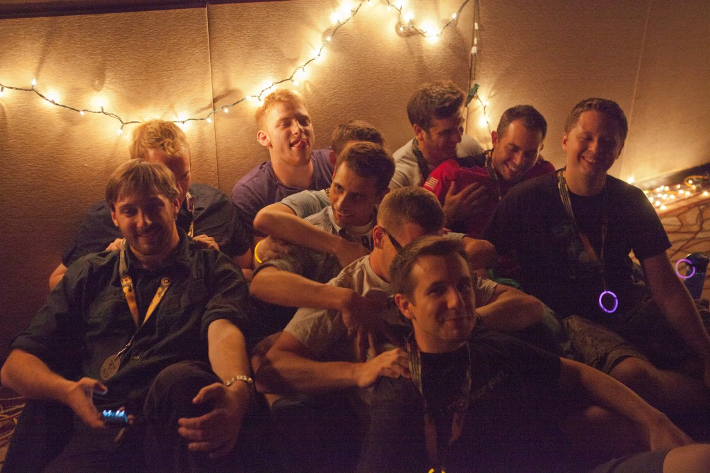 Queercon Cuddle Puddle