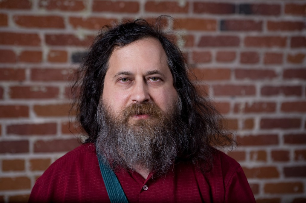 RMS: Richard M. Stallman