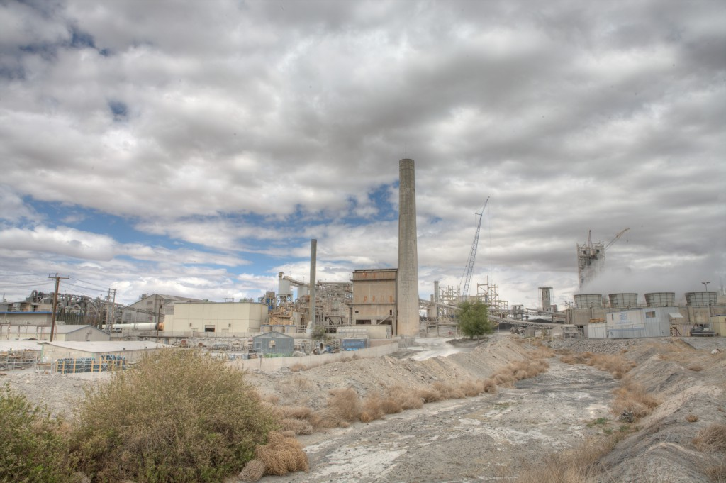 Riverside Cement Plant
