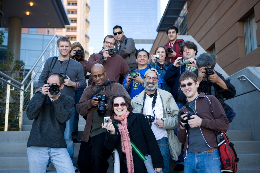 Shootdowntown Group Shot Metaphoto
