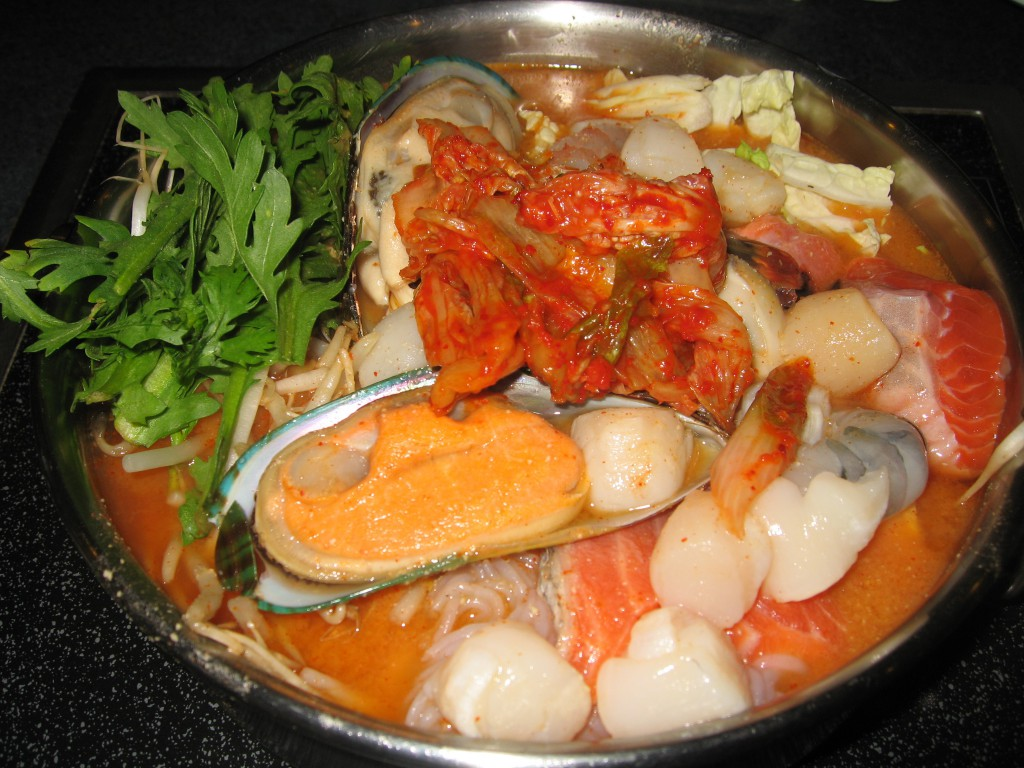 Spicy Miso Nabe