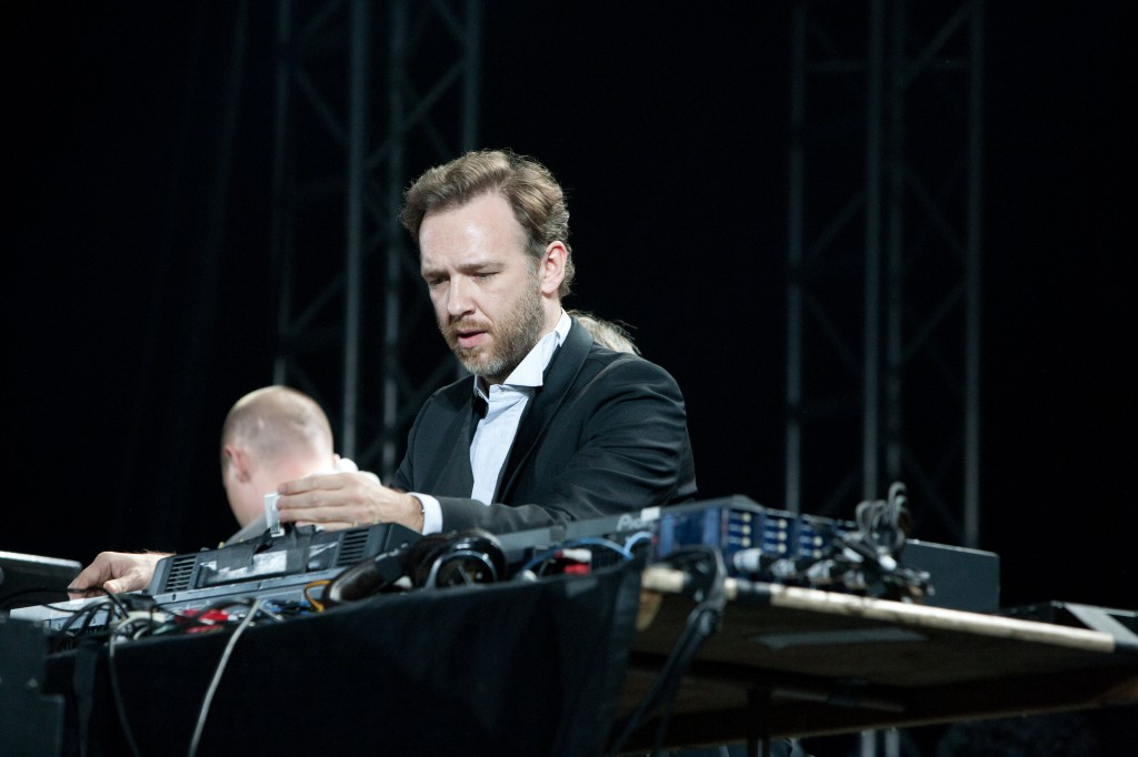Stephen Dewaele of Soulwax