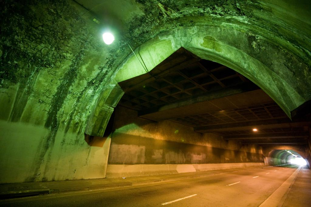 Third Street Tunnel