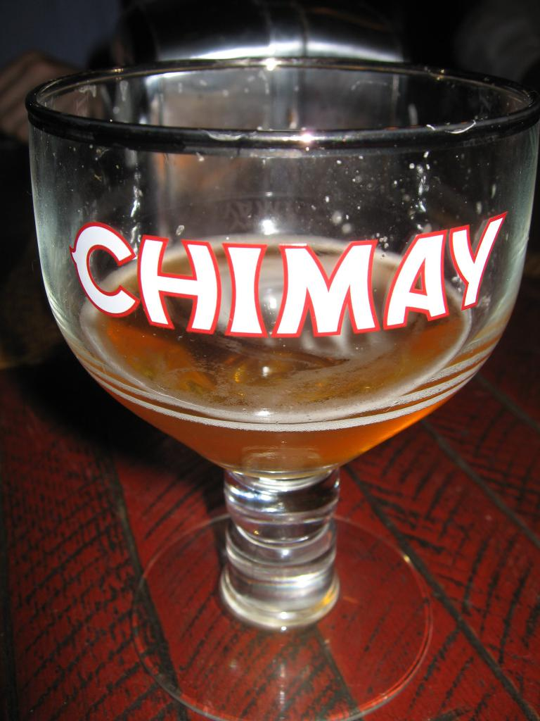 chimay at cole's