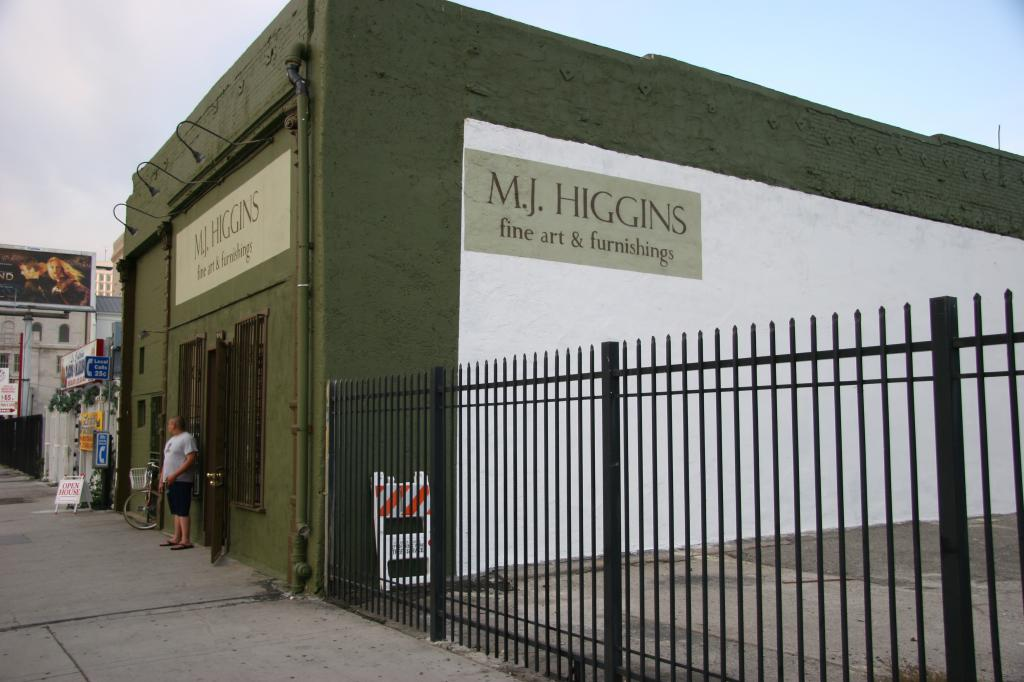 m.j. higgins gallery