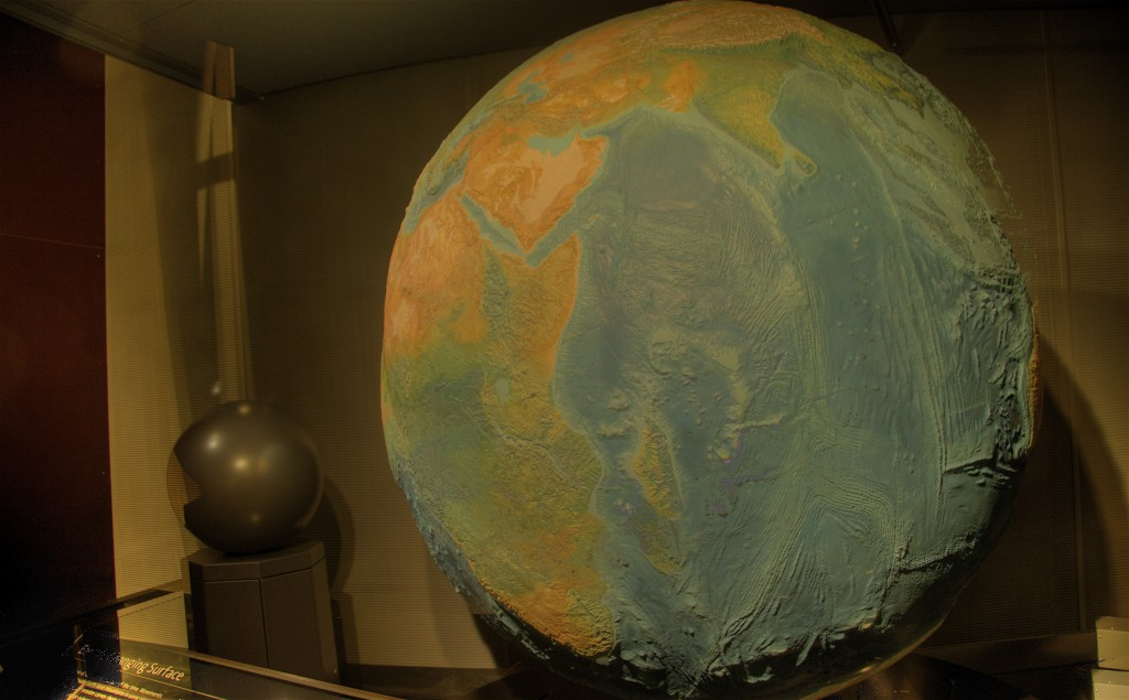 Earth Model of Pangea