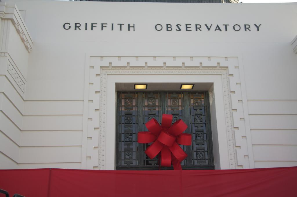 Griffith Observatory Bow