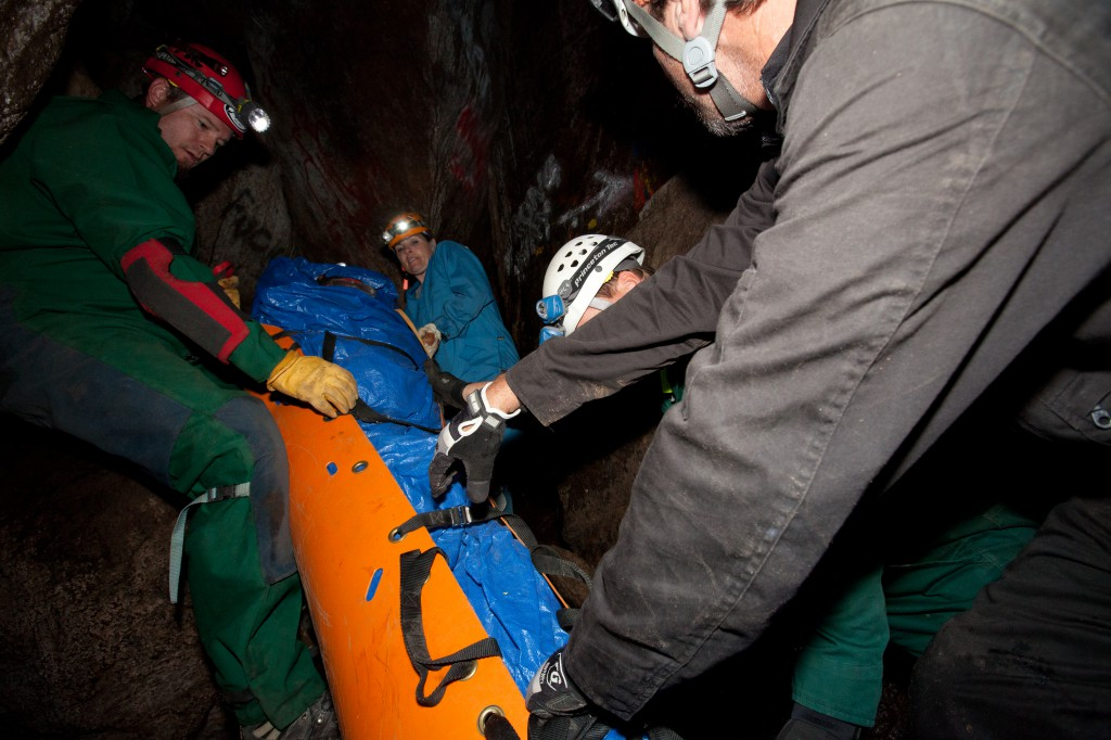 Moving the Patient Through the Cave
