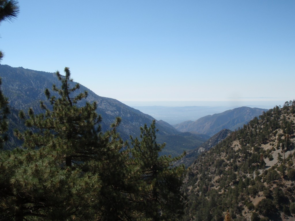 View from Baldy Bowl